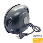 Estabilizador 300VA 300W 115V/115V 4 Tomadas Proteção Contra Subtensão Sobretensão Curto-Circuito Ragtech 5301