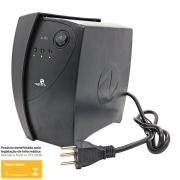 Estabilizador para Impressora Laser 500VA 500W Trivolt 5 Tomadas Proteção contra Sobrecarga Curto-Circuito Ragtech 5380