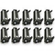 Kit 10x / Toner Compatível Brother TN1030 TN1060 / DCP1617 HL1212 HL1210W HL-1212W DCP-1612W 1617NW / Preto / 1.000