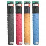 Kit Colorido 4 Cores / Toner Compatível Ricoh MPC2051 / MPC2030 MPC2050 MPC2551 MPC2530 2050 2030 2551 2530 2550 C2050
