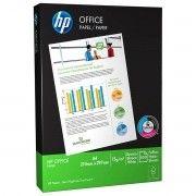 Papel A4 Sulfite HP Office Paper ColorLok 210mm x 297mm 75g / Resma com 500 folhas