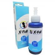 Tinta Sublimática X-Full para uso em todas as Impressoras Epson L Series 664 / Ciano Light / Refil 100ml