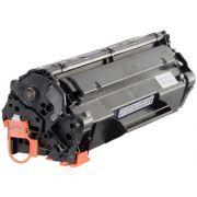 Toner Compatível HP CB435A CB436A CE285A / P1102W P1102 P1109 P1109W M1132 M1210 M1212 P1005 P1006 M1120 / Preto / 1.800