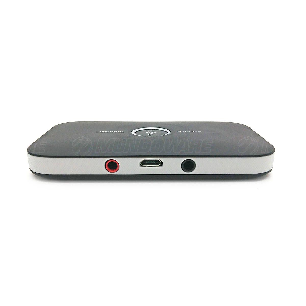 Adaptador 2 em 1 Transmissor e Receptor Bluetooth 4.1 Áudio Estéreo Sem Fio Blu02