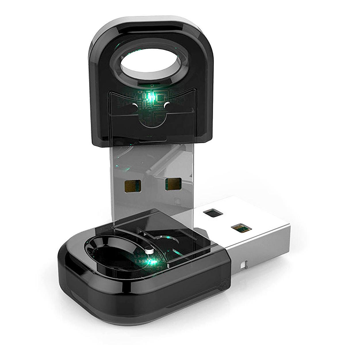 Adaptador Bluetooth 5.0 USB 2.0/3.0 p/ PC e Notebook USB Dongle Blu04