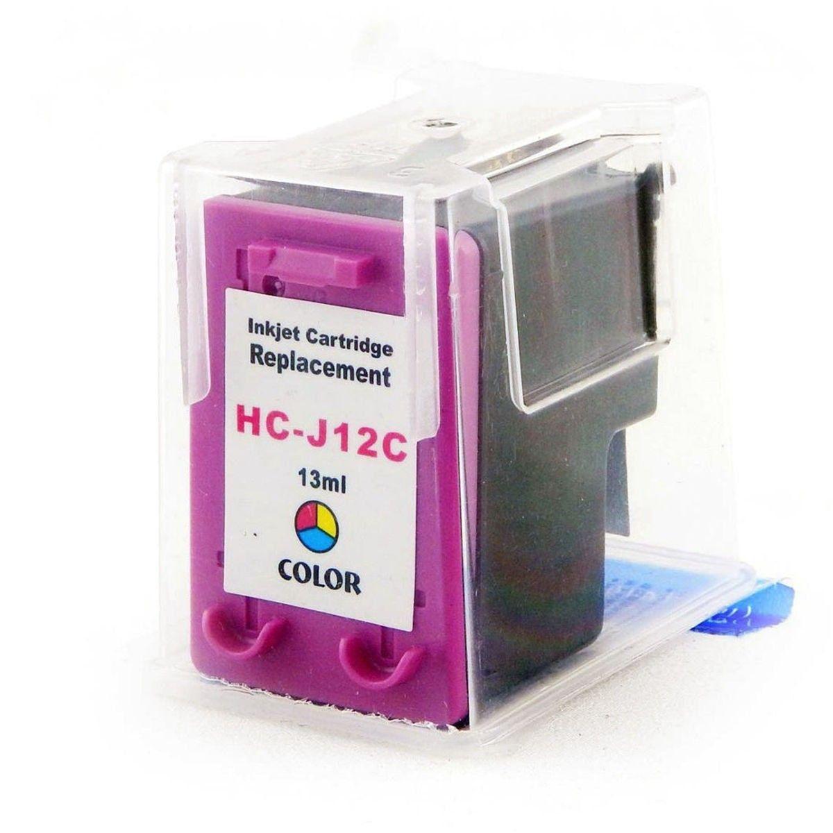 Compatível: Cartucho de Tinta 122xl 122 para Impressora HP 2050 3000 3050 3050a 1000 1050 1055 2000 / Colorido / 11ml