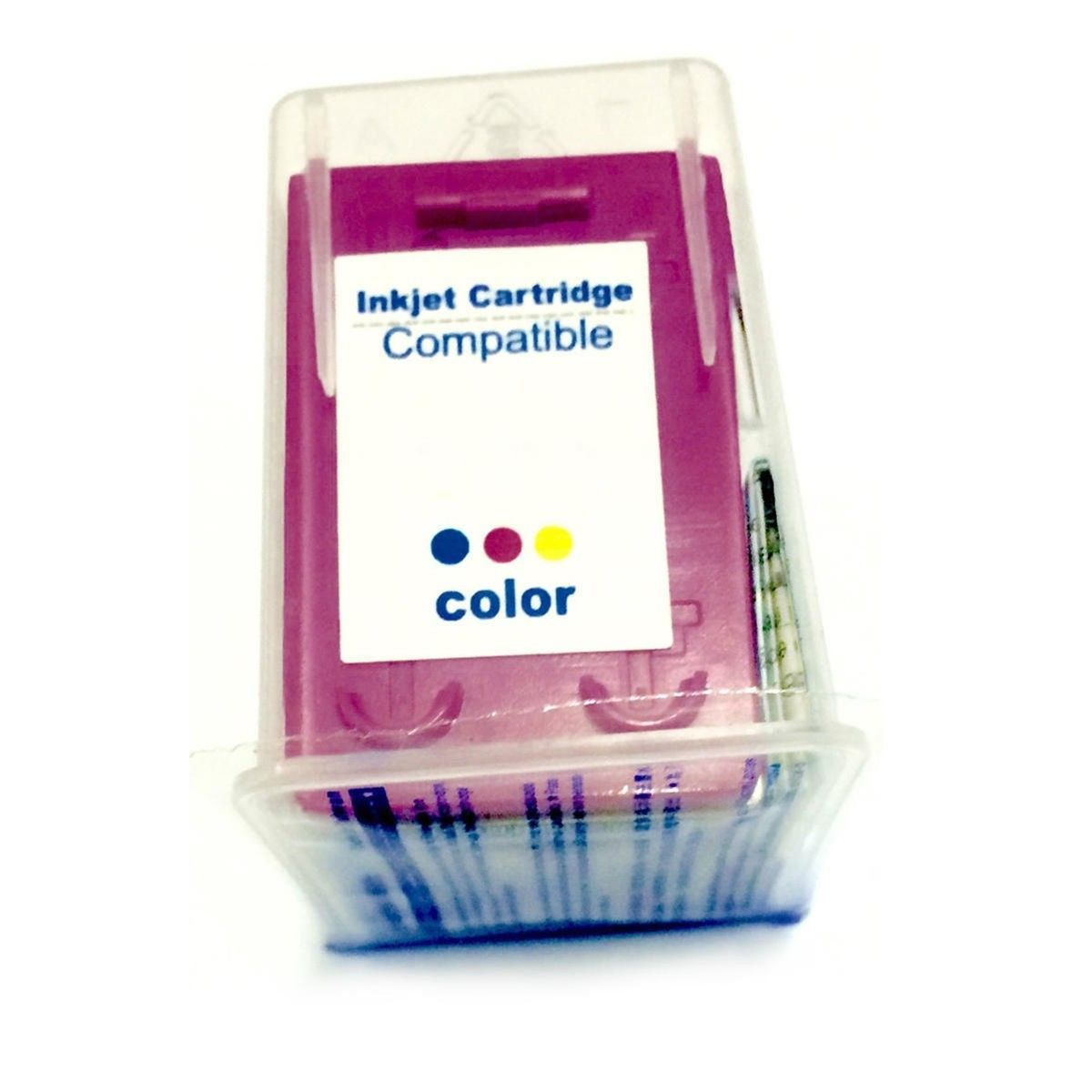 Compatível: Cartucho de Tinta 901 para HP J4540 J4550 J4580 J4680 J4660 J4500 J-4540 J-4550 4580 / Colorido / 13ml