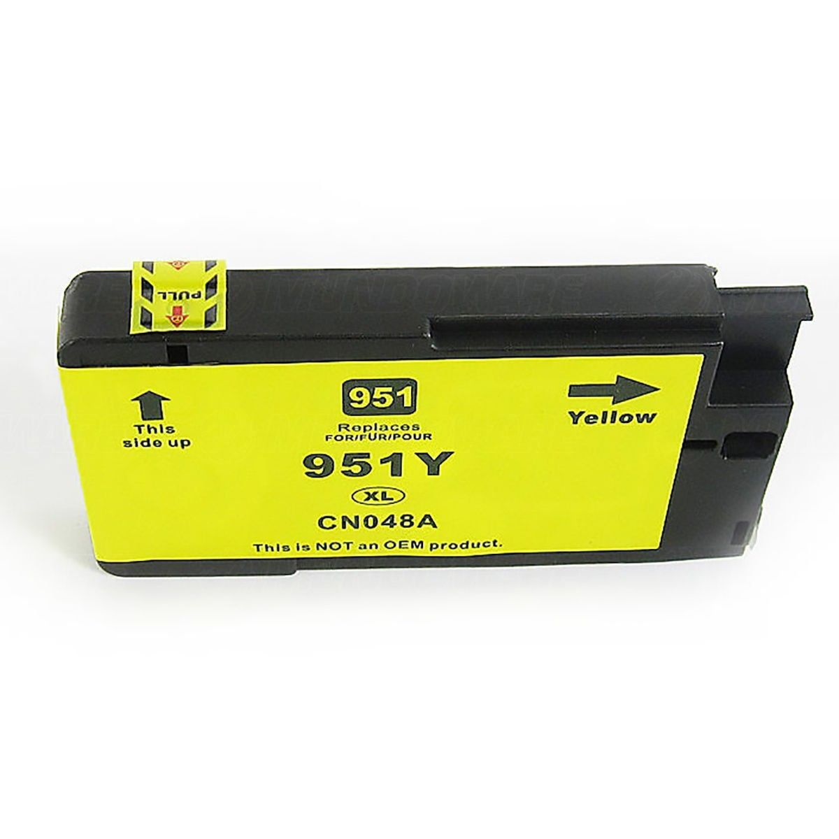 Compatível: Cartucho de Tinta 951xl 951 para HP Pro 8100 8600 8600w 8620 8610 N811a N811d N911a / Amarelo / 27ml