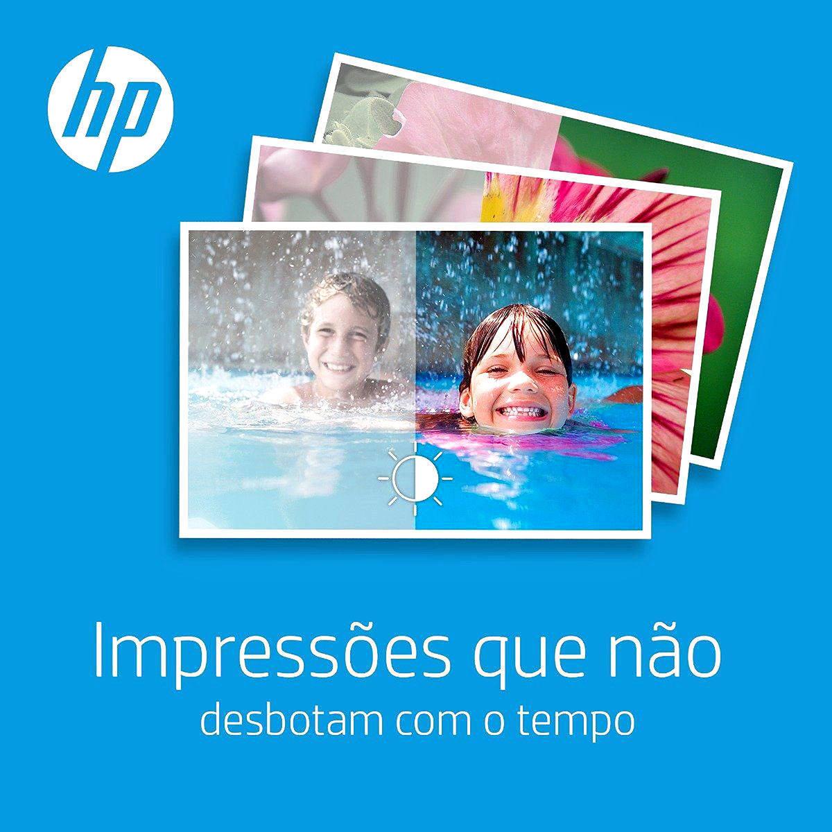 Cartucho de Tinta HP 122 Colorido CH562HB para HP Deskjet 1000 J110a 2000 J210a 2050 J510a 3050 J610a Original 2ml
