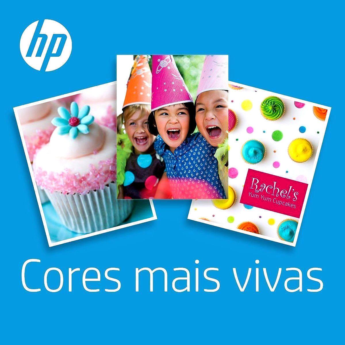 Cartucho de Tinta HP 901 Preto CC653AB CC653AL para HP Officejet J4660 J4524 J4550 J4580 J4680 G510a Original 4,5ml