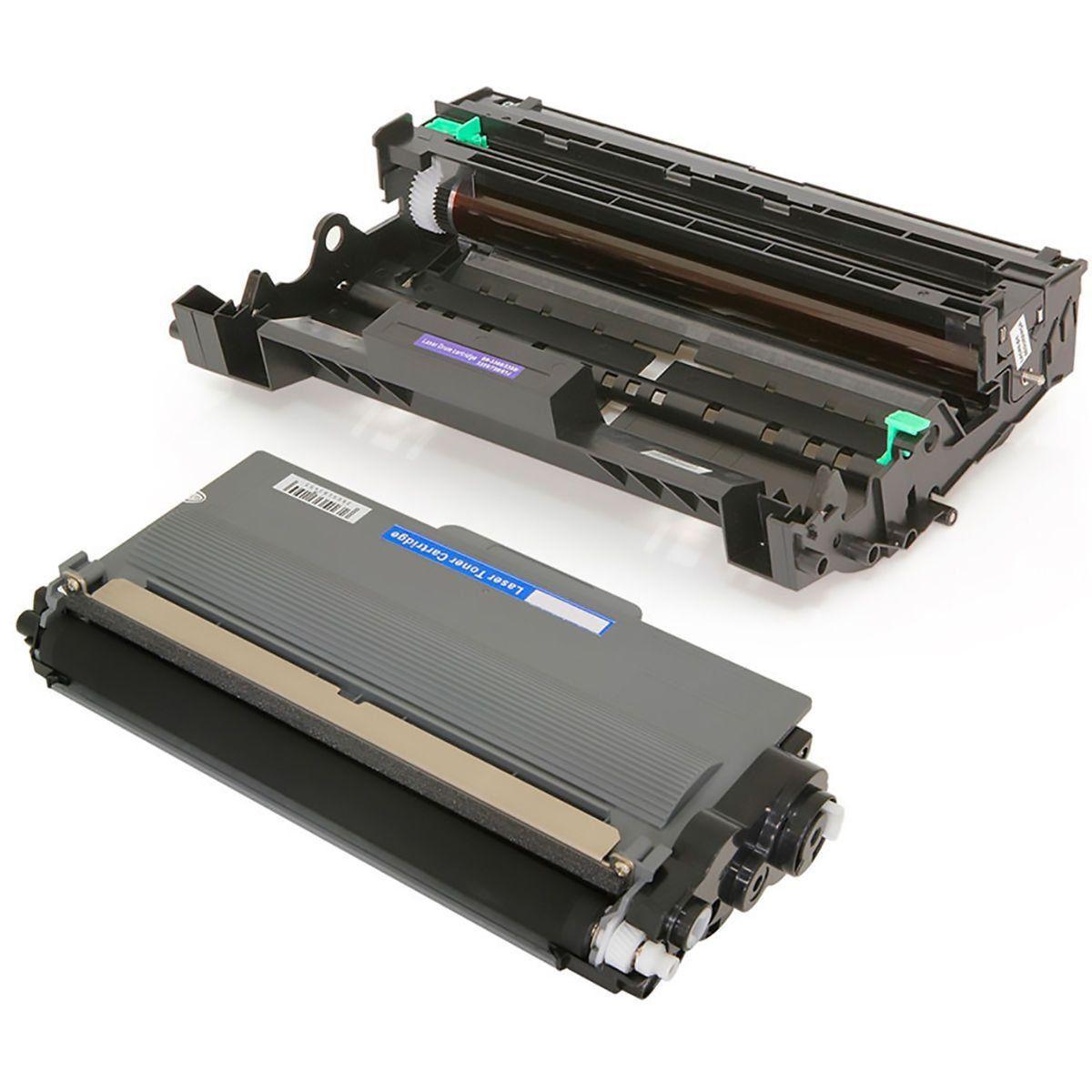 Compatível: Combo Cartucho de Cilindro DR720 + Toner TN780 TN3392 para Brother DCP-8157 8157dn 8112dn 8110dn 8152dn