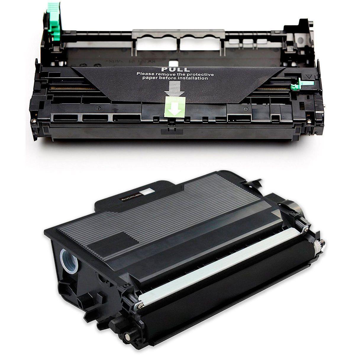 Compatível: Combo Fotocondutor DR3440 DR820 + Toner TN3492 TN890 para Brother L6902dw L5202dw L6202dw L6402dw L5702dw