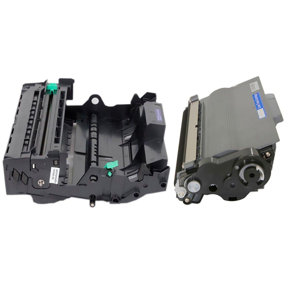 Compatível: Combo Fotocondutor DR720 DR3302 + Toner TN750 TN720 TN3382 para Brother DCP-8152 8152dn MFC8510 8155dn 6182