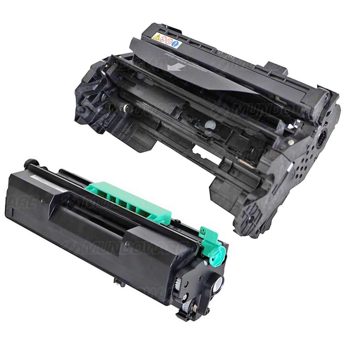 Compatível: Combo Fotocondutor + Toner SP-4510 para Ricoh SP4500 SP4510sf SP3600 SP3610 SP4510dn SP3600dn SP-4510sf