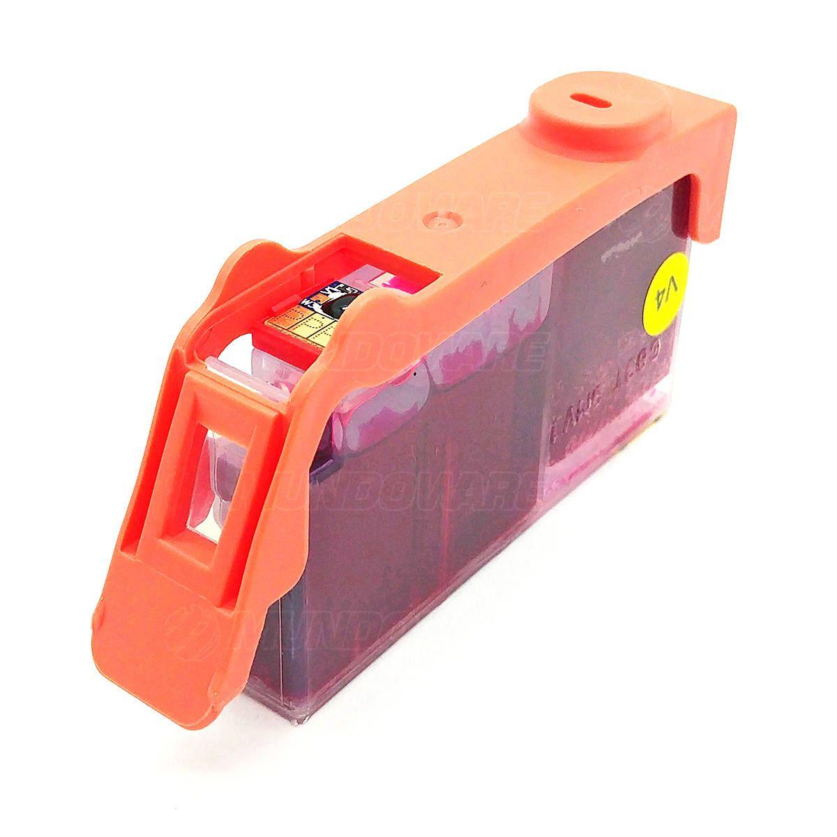 Compatível: Cartucho de Tinta 935xl 935 xl para Impressora HP Pro 6230 6830 / Magenta / 13ml