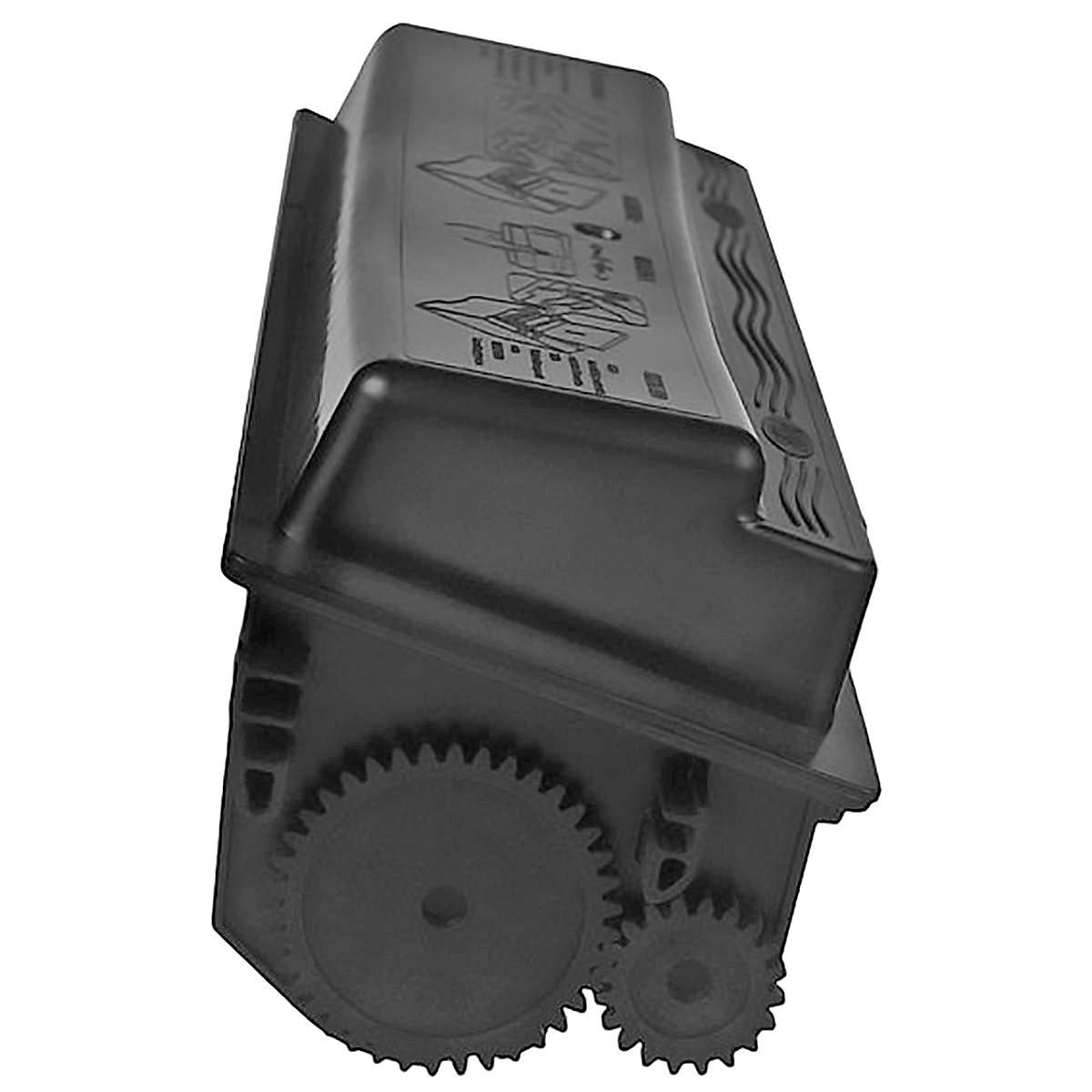 Compatível: Toner TK137 TK-137 para Kyocera KM2810 KM2820 KM2810dp KM2820dp KM-2810 KM-2810dp KM-2820 / Preto / 6.800