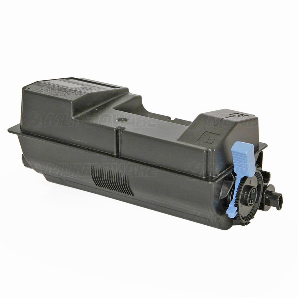 Compatível: Toner TK3122 TK-3122 para Impressora Kyocera M3550IDN FS4200DN M-3550IDN FS-4200DN FS4200 / Preto / 21.000