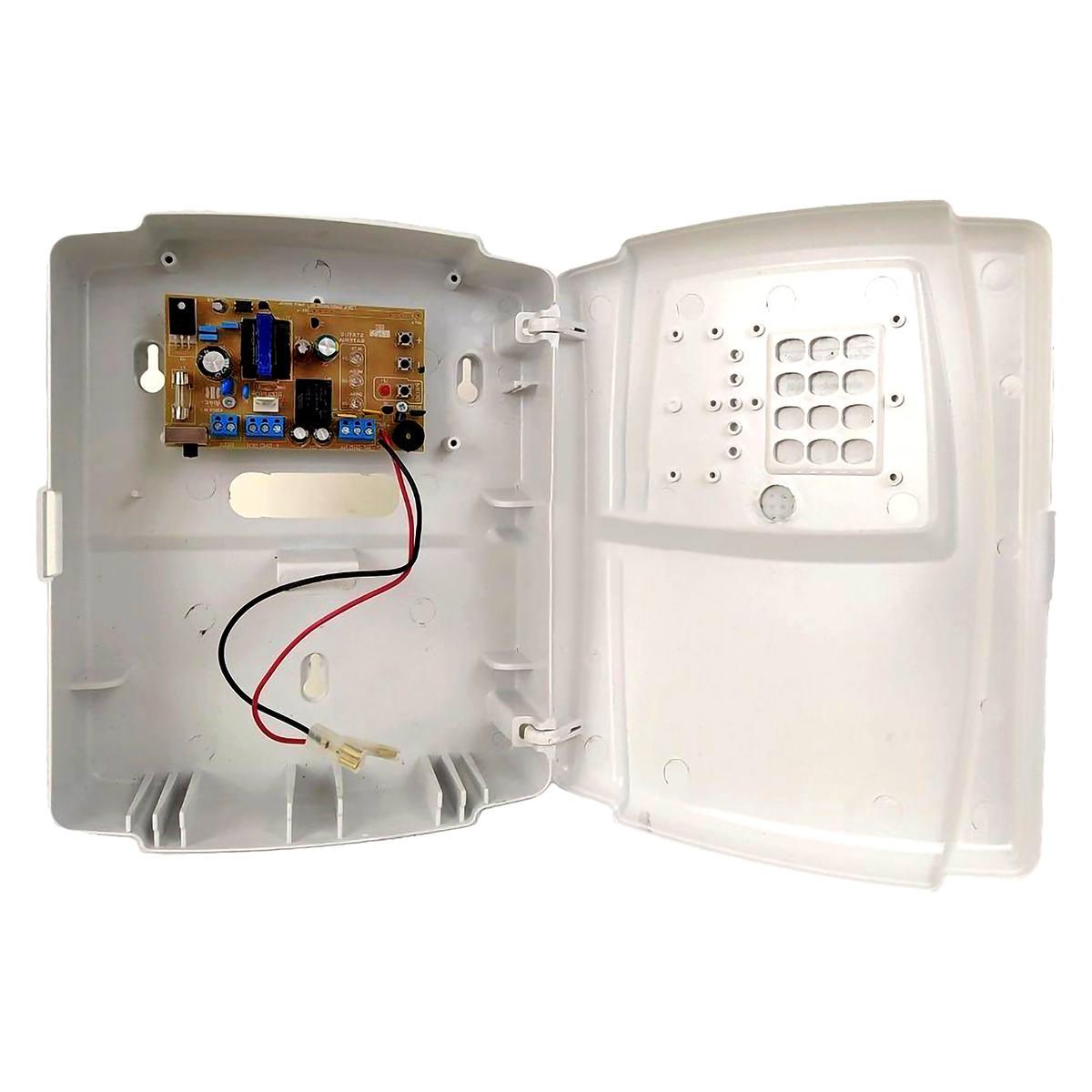 Fonte Carregador Eletrônico com Timer 2A Microcontrolado Ipec A2070 Branco