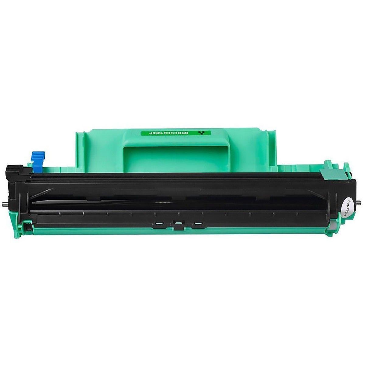 Compatível: Fotocondutor DR1060 para Brother DCP-1617 1512 1602 HL-1112 1212 1110 1212W MFC-1810 1815 1810E / 10.000
