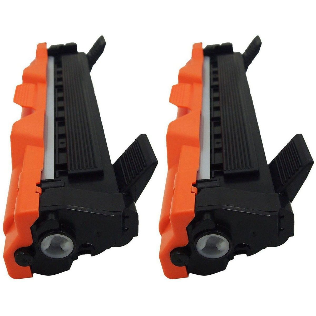 Compatível: Kit 2x Toner TN-1000 TN-1060 para Brother DCP-1617 DCP-1512 1612w HL1212 HL1212w DCP1617nw / Preto / 1.000