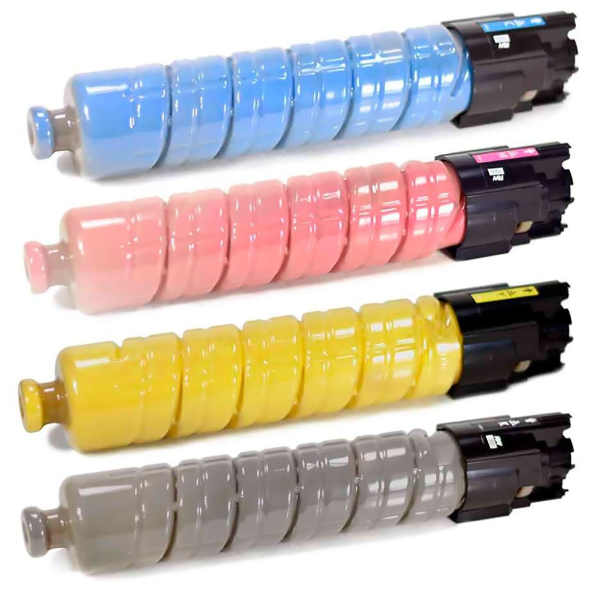 Compatível: Kit Colorido de Toner C430A para Ricoh SPC430 C431 C430dn C431dn C440dn SPC430 SPC431 SPC430dn C430