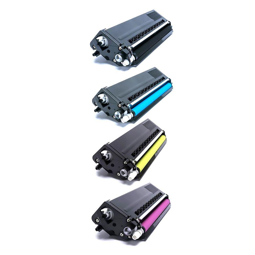 Compatível: Kit Colorido de Toner TN319 TN329 para Brother DCP-L8450cdw HL-L8250cdn L8350cdwt MFC-L8600cdw L8650cdw