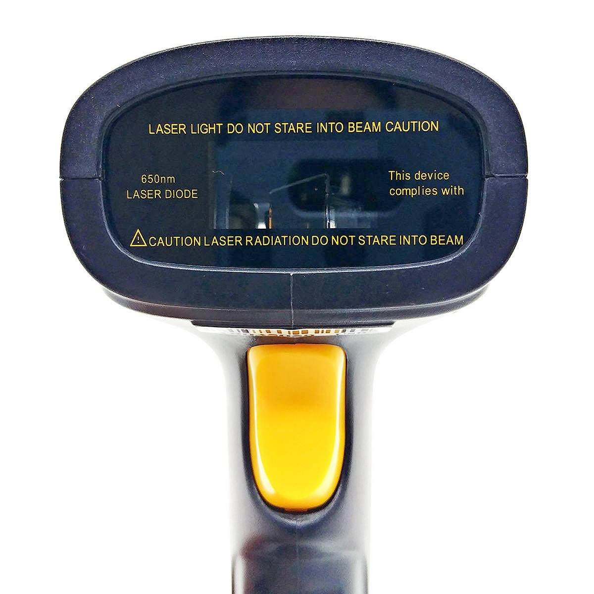 Leitor de Código de Barras USB com Fio de 1.8 metros Exbom LCB-160
