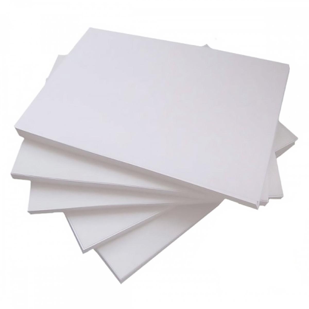 Papel Fotográfico Matte Fosco 170g A4 Branco Sem Brilho Resistente à Água / 300 Folhas