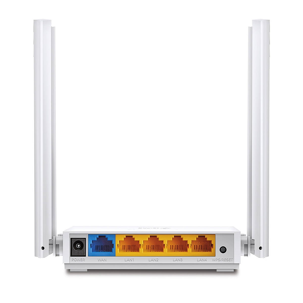 Roteador Wireless AC750 TP-Link Archer C21 Wi-Fi Dual Band 433 Mbps + 300 Mbps 4 Antenas Multi-Modo 3 em 1