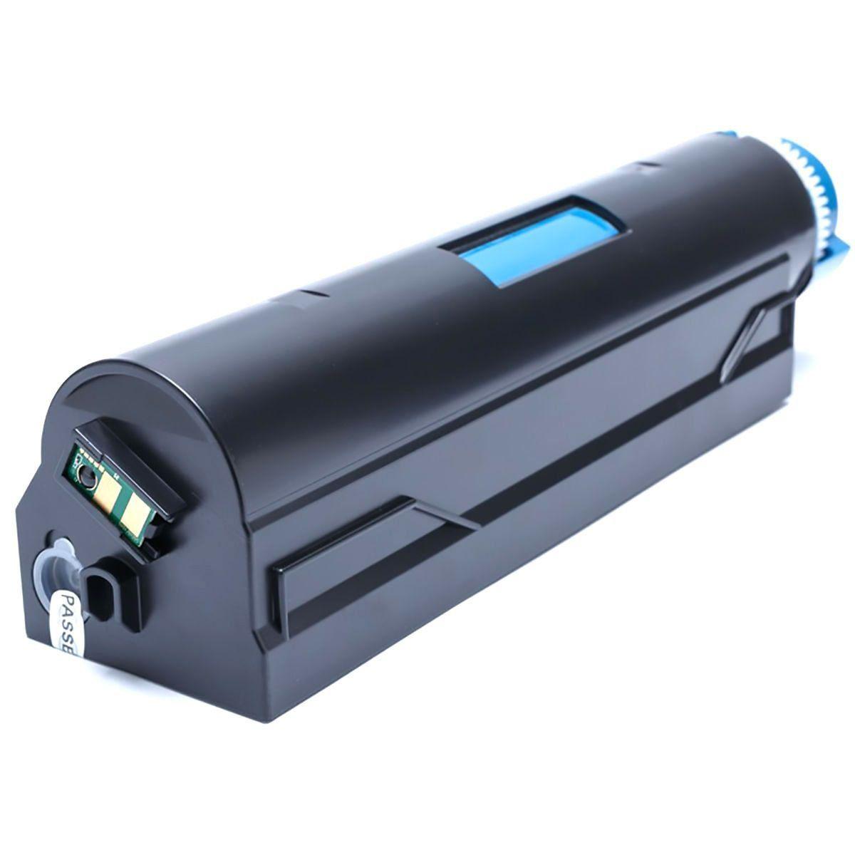 Compatível: Toner B431 B411 B491 para Okidata B431dn B411dn MB491 MB431 B411d B431dn+ MB491+ B431+ / Preto / 10.000