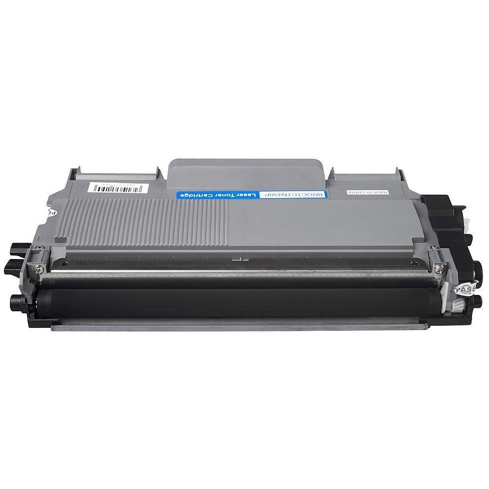 Compatível: Toner TN450 TN420 TN410 para Brother HL-2130 HL-2220 DCP-7055 7065 MFC-7360 7460 7860 / Preto / 2.600