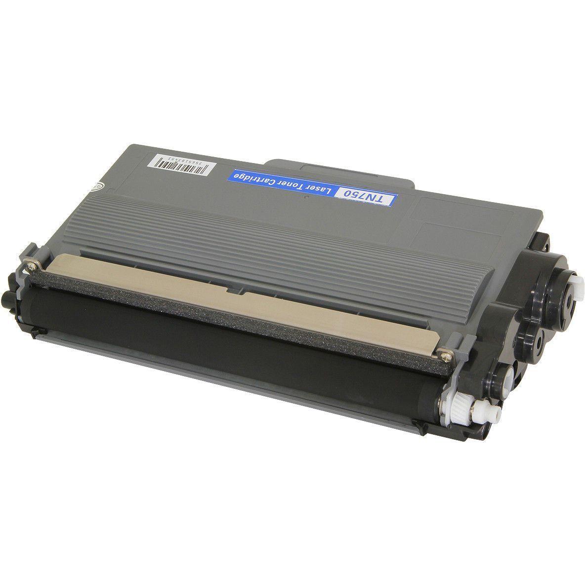 Compatível: Toner TN750 TN720 TN3382 para Brother HL-5472 HL-6182 DCP-8110 DCP-8112 DCP-8155 MFC-8912 / Preto / 8.000