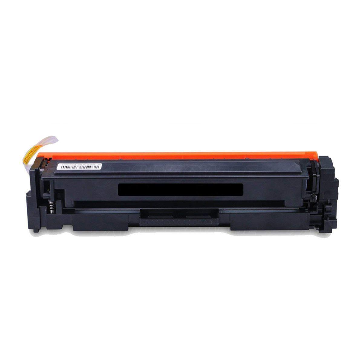 Compatível: Toner CF500A 500A 202A para impressora HP M281nw M281fdn M281fdw M280nw M254dn M254dw M254nw / Preto / 1.400
