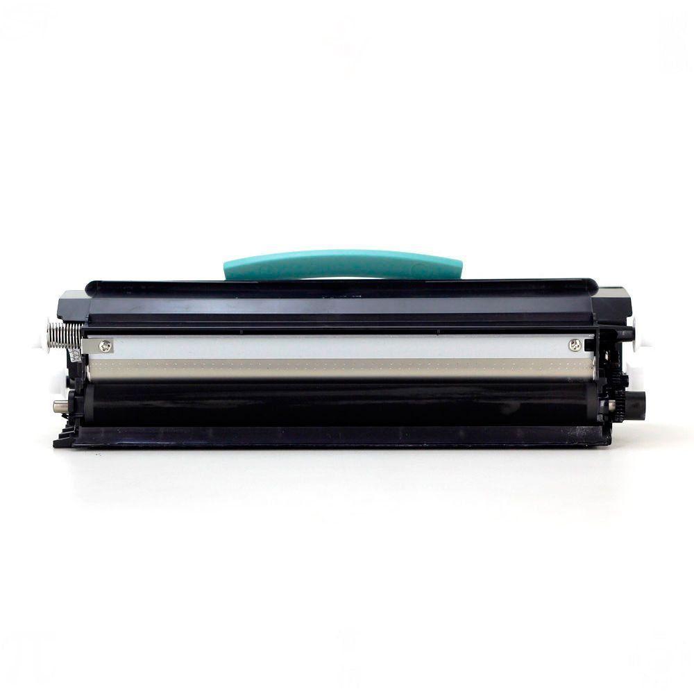 Compatível: Toner E250 para Lexmark E250d E250dn E350 E350d E350dn E352 E352dn E-250dn E-350dn E-352dn / Preto / 3.500