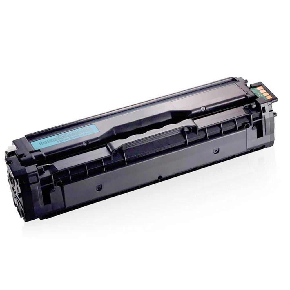 Compatível: Toner CLT-C504S 504S para Samsung CLP-415nw CLX-4195fw CLX-4195fn CLX-4195n CLP415 CLX4195 / Ciano / 1.800