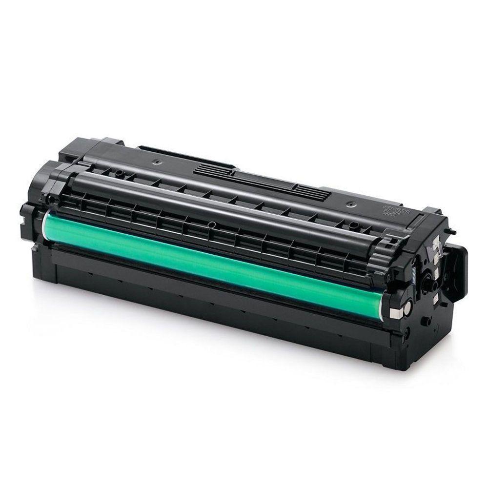 Compatível: Toner CLT-K506L CLT506 para Samsung CLP680 CLX6260 CLP680nd CLX6260fr CLP-680 CLX-6260 / Preto / 6.000