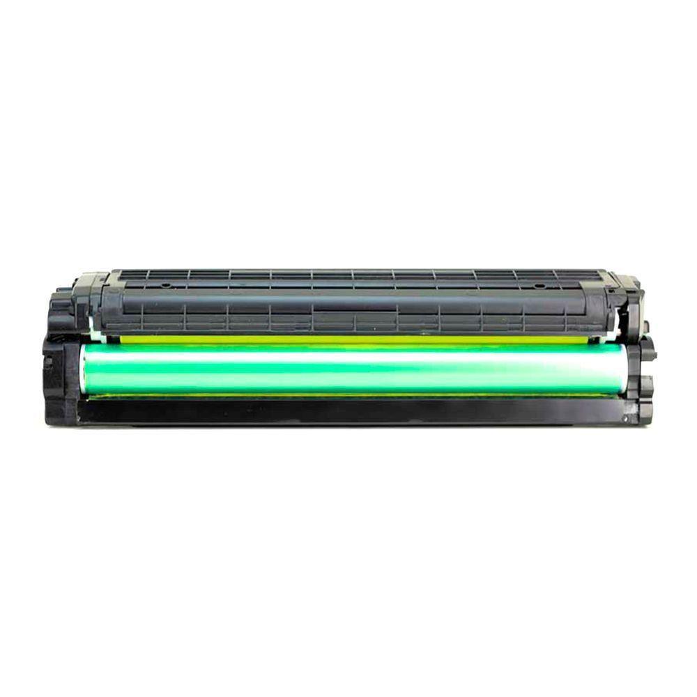 Compatível: Toner CLT-Y504S 504S para Samsung CLP-415nw CLX-4195fw 4195fn 4195n CLP415 CLX4195 / Amarelo / 1.800
