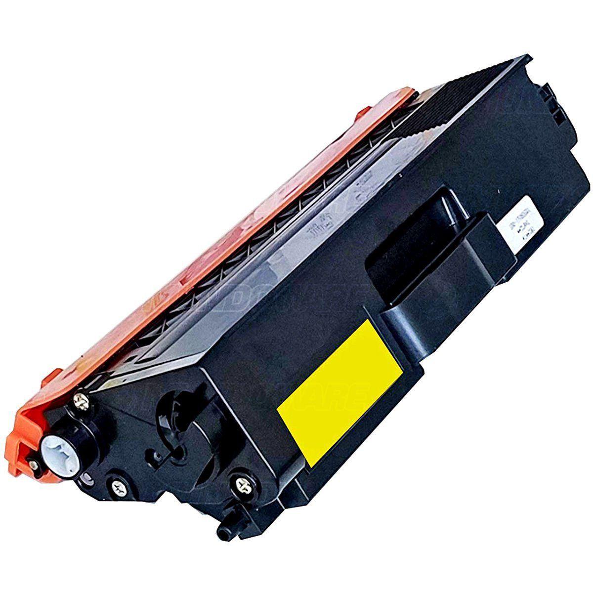 Compatível: Toner TN-419Y TN419 para Brother HL-L8360cdw MFC-L8610cdw MFC-L8900cdw MFC-L9570cdw / Amarelo / 9.000
