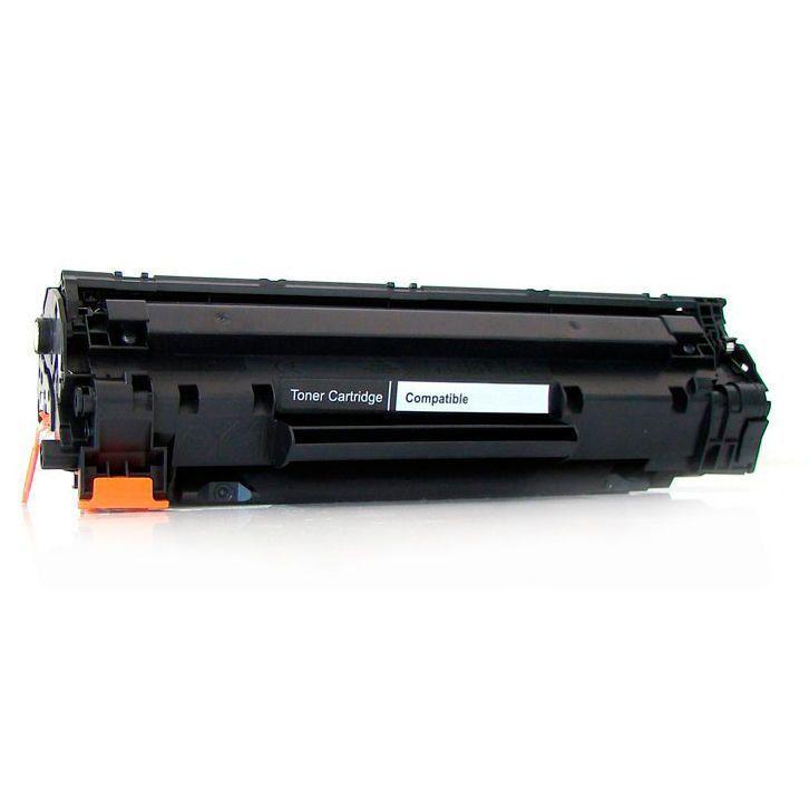 Compatível: Toner CF283A 283 83A para HP M125 M125a M126a M126nw M127 M127fn M127fw M128 M128fn M225dw / Preto / 1.500