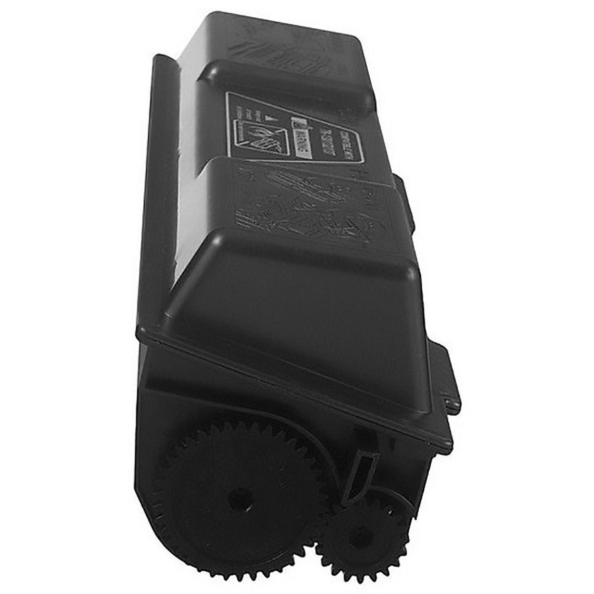 Compatível: Toner TK170 TK172 para Kyocera FS1320 FS1320d FS1320dn FS1370 FS1370dn FS-1320dn 1370dn / Preto / 7.200