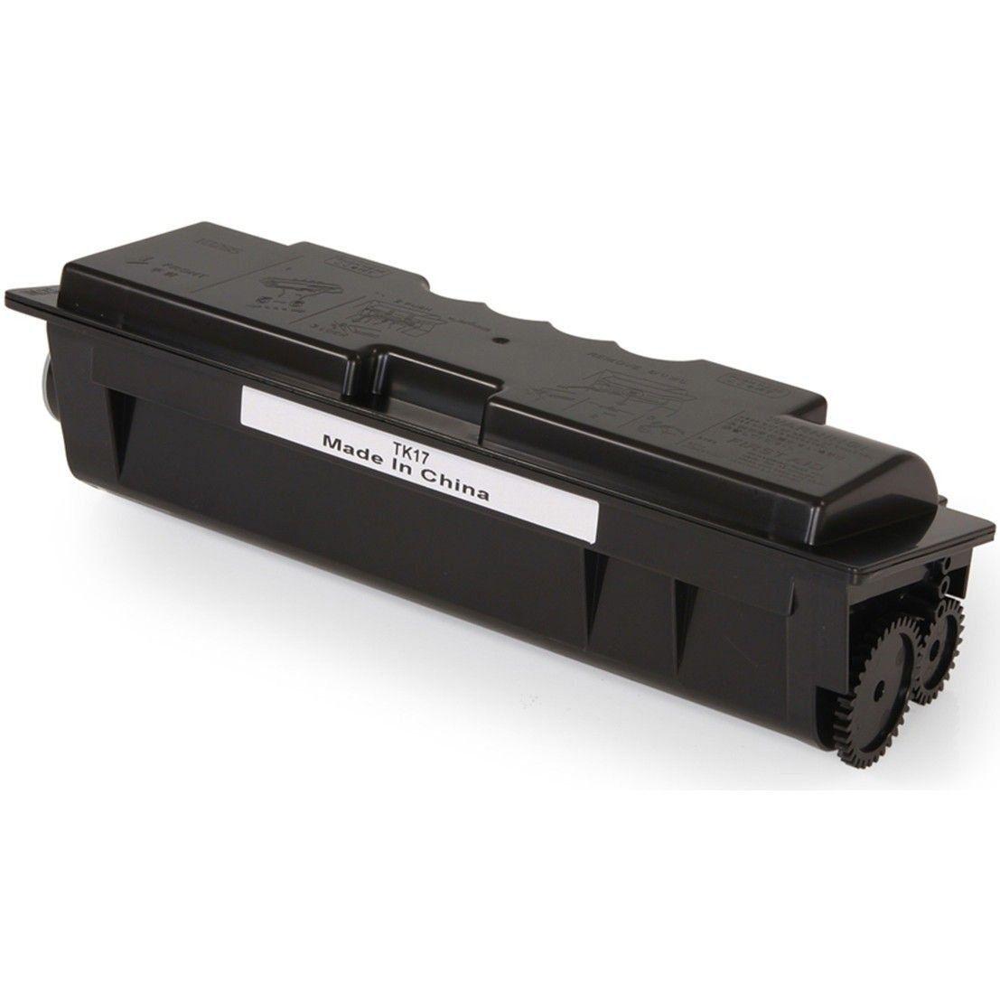 Compatível: Toner TK17 TK18 TK100 para Kyocera FS1010 FS1050 FS1018 KM1500 KM1815 KM1820 KM1820LA / Preto / 7.200