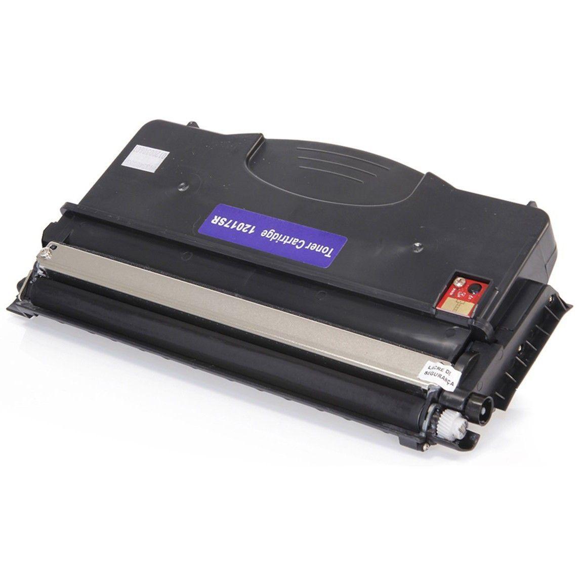Compatível: Toner E120 para Impressora Lexmark E120n E12018sl 12018sl E12038sl 12038sl E-120n E-120 / Preto / 2.000