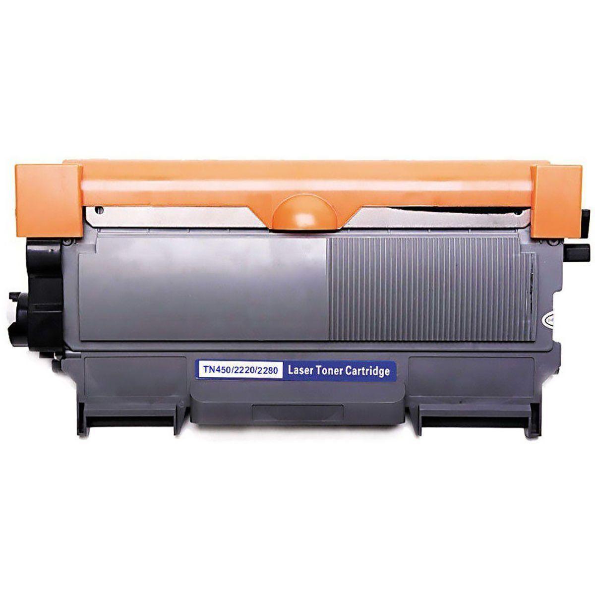 Compatível: Toner para Brother MFC-7860dw 7860 MFC-7360n 7360 MFC7860dw MFC7860 MFC7360n MFC7360 / Preto / 2.600
