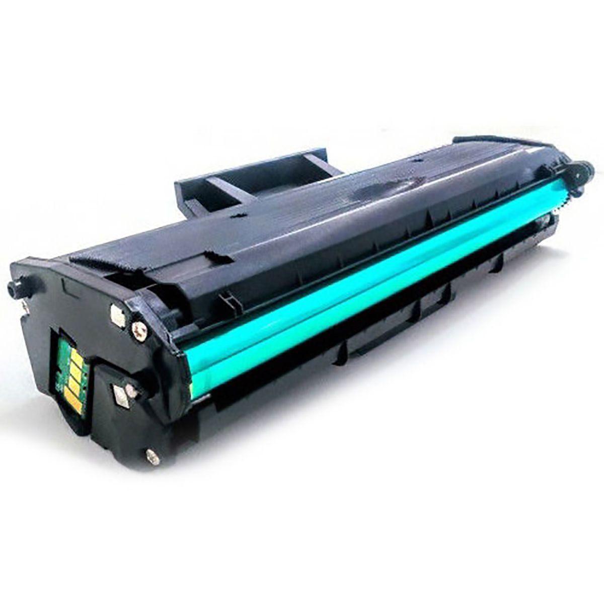 Compatível: Toner para impressora Samsung SL-M2070w M2070fw M2070 M-2070w M-2070 M-2070fw / Preto / 1.000