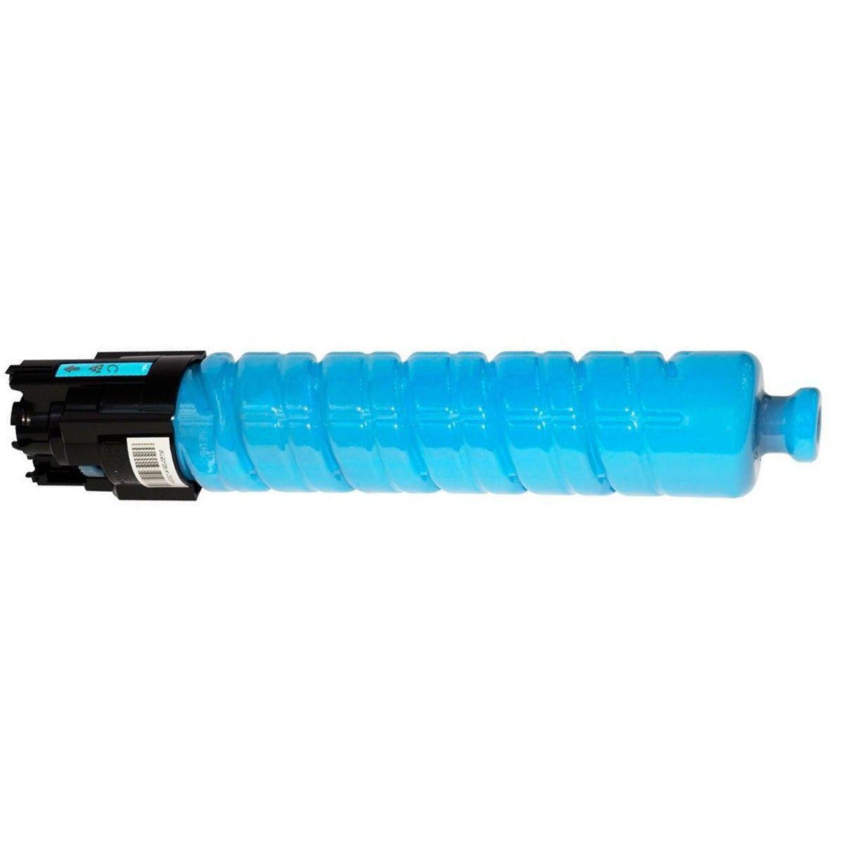 Compatível: Toner C430C para Ricoh Aficio SPC430 C431 C430dn C440dn SPC430 SPC431 SPC430dn SPC431dn / Ciano / 21.000