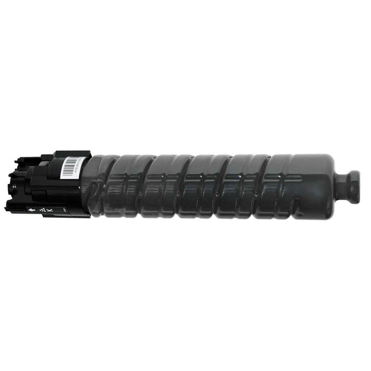 Compatível: Toner C430K para Ricoh Aficio SPC430 C431 C430dn C440dn SPC430 SPC431 SPC430dn SPC431dn / Preto / 23.000