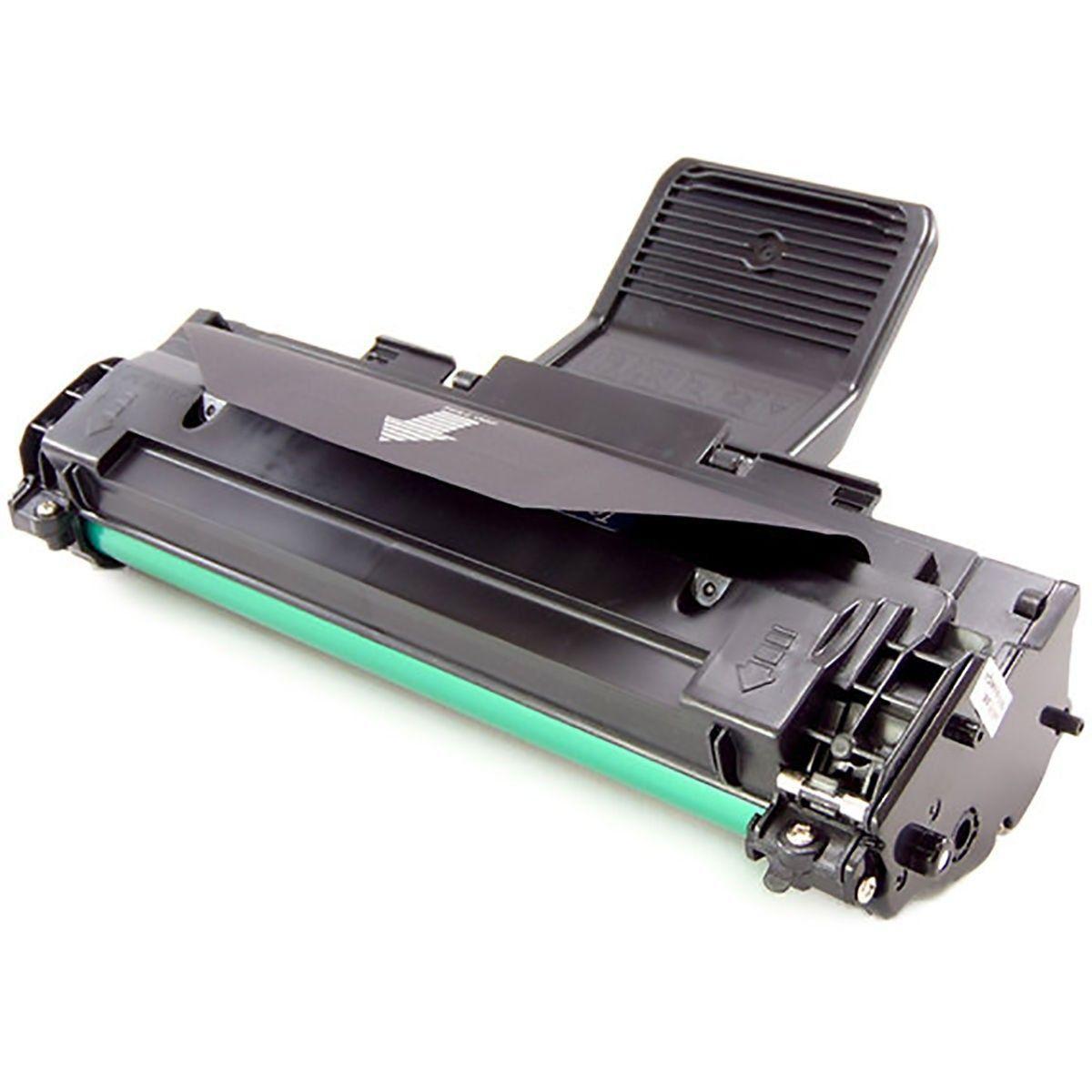 Compatível: Toner SCX4521 ML1610 ML2010 para Samsung SCX-4521 SCX-4521f SCX-4521fn 4321 ML-2010 ML-1610 / Preto / 2.000