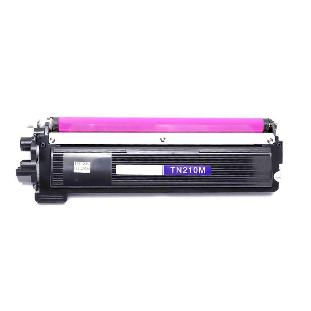Compatível: Toner TN210 para Brother HL3040 HL3070 MFC9120 MFC9010 9120 9125 9320 3040cn 3070cw / Magenta / 1.400