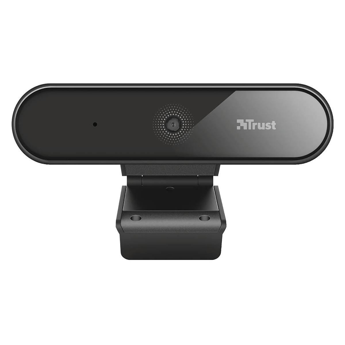 Webcam Full HD Tyro 1080p para Videochamadas com Auto Foco Microfone e Tripé Incluso