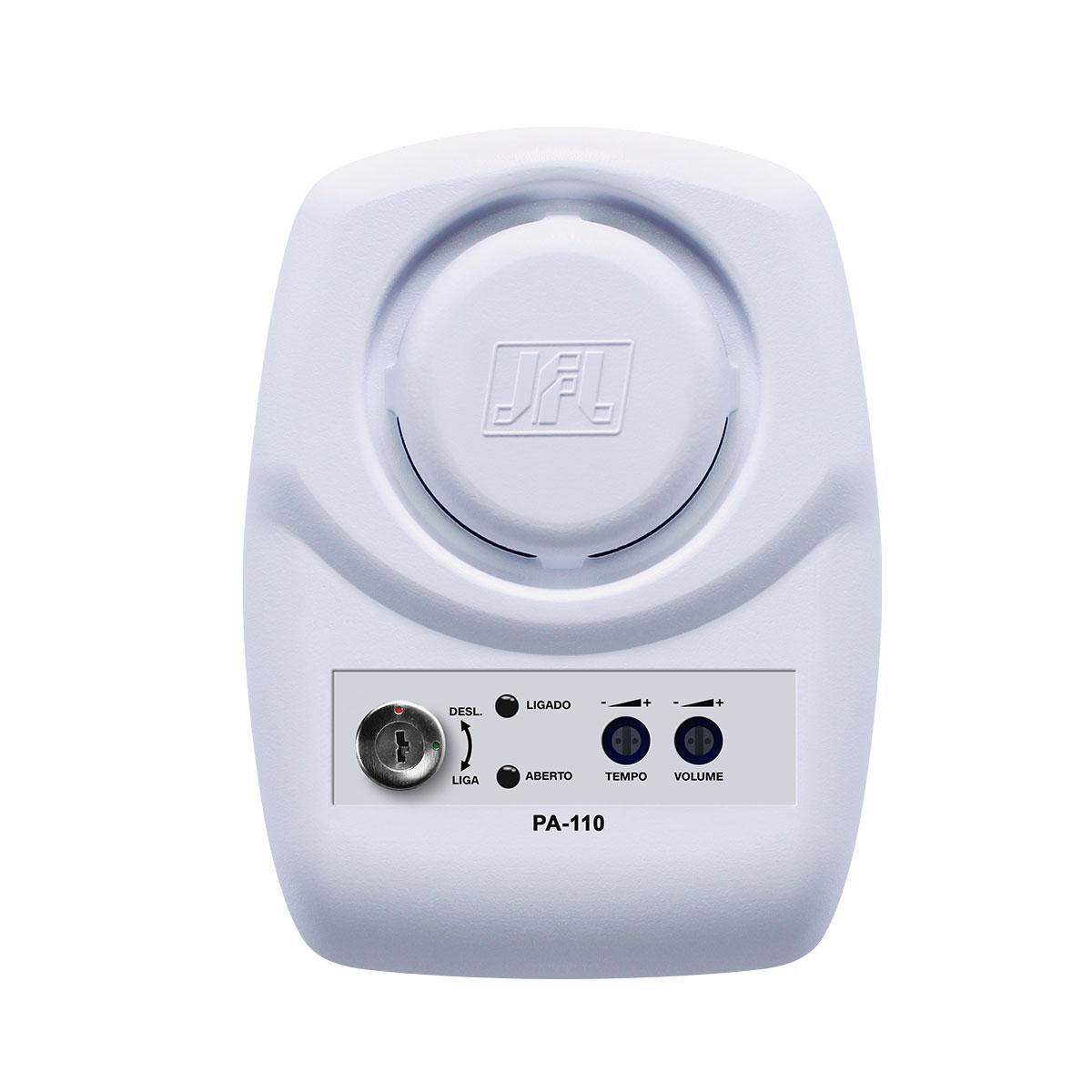 12 Sensor Porta Aberta Com Acionamento de Portão Pa-110